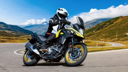 Euro 5 für Suzuki V-Strom 650/XT
