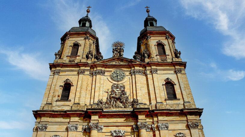 Motorradtour: Fränkische Schweiz Basilica Gößweinstein