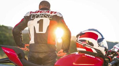 Ducati präsentiert die Ducati Apparel Kollektion 2021