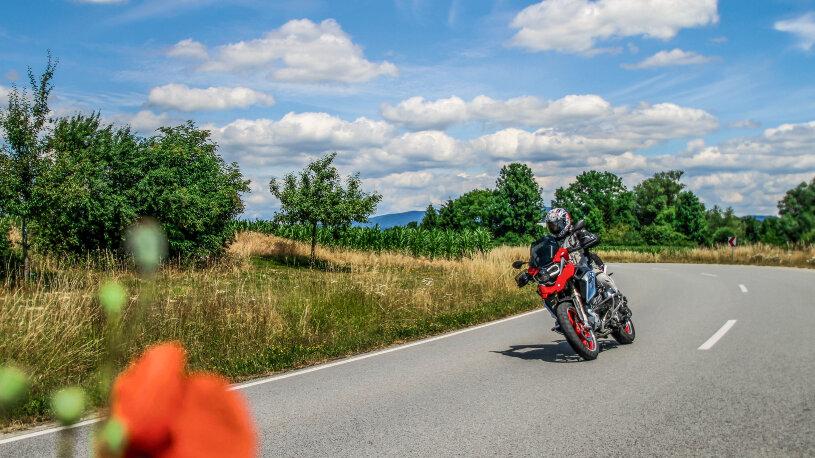 Motorradtour Bayerischer Wald