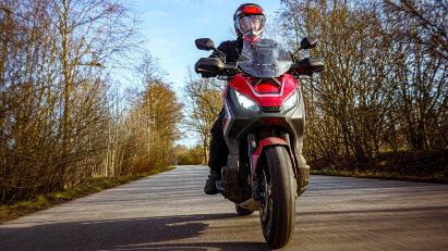 Honda X-ADV: Mein erster Winter auf zwei Rädern