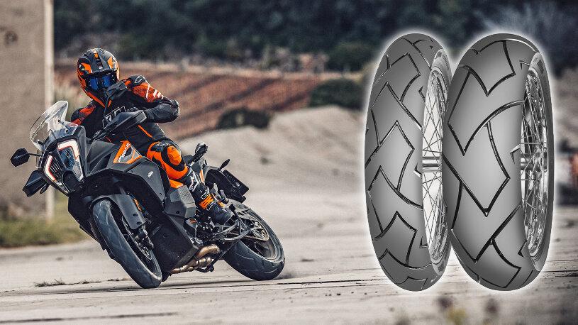 Mitas liefert Erstbereifung für KTM 1290 Super Adventure S