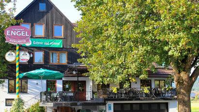 Neu bei M&R-Motorradhotels: Landgasthof Engel (Schwarzwald)