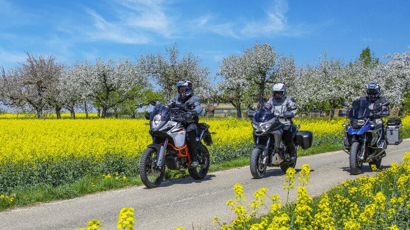 Motorradtourentipp: Maibaum-Kontroll-Fahrt durch den Schwarzwald