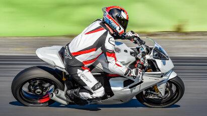 Fahrbericht Ducati SuperSport 950 - Komfortracer für Straße und Rennstrecke