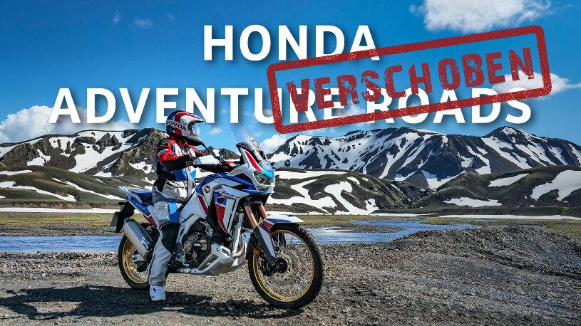 Honda Adventure Roads auf 2022