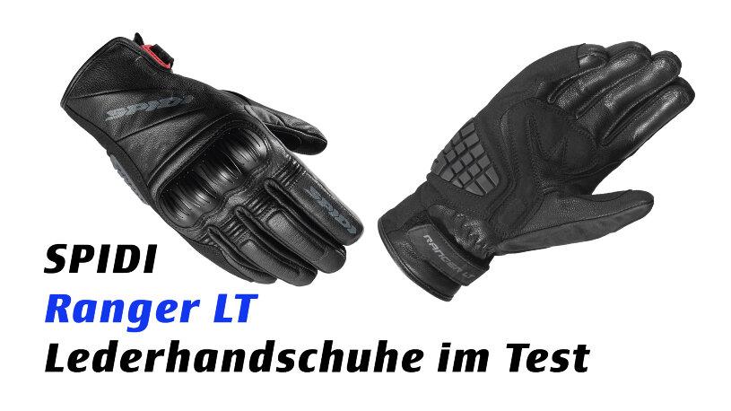 SPIDI Ranger LT Lederhandschuh im Test