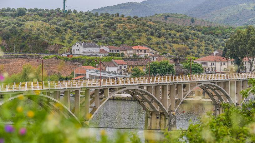Unser zweiter Tagestrip führt uns durchs Tal des Douro in den Nationalpark Vale do Rossim