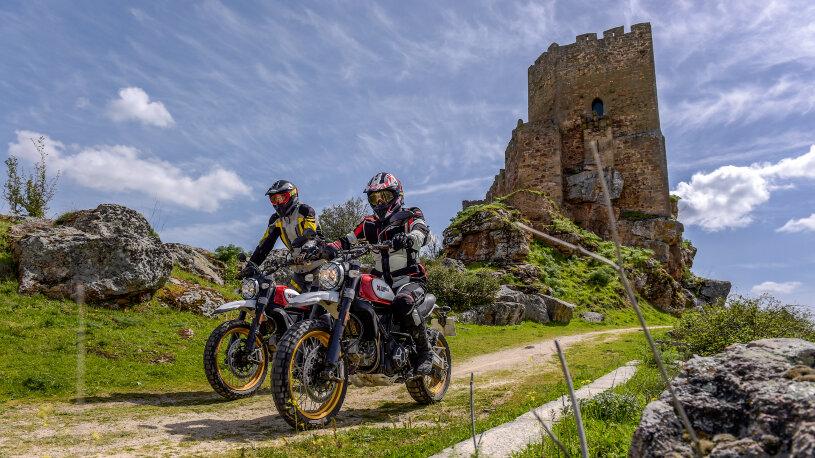 Motorradreise einmal quer durch Portugal