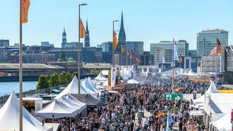 Hamburg Harley Days