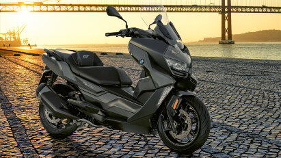 BMW C 400 X und C 400 GT: Technik-Upgrade für die Midsize-Scooter