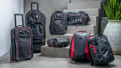 Ducati Redline: Gepäck-Kollektion im italienischen Design