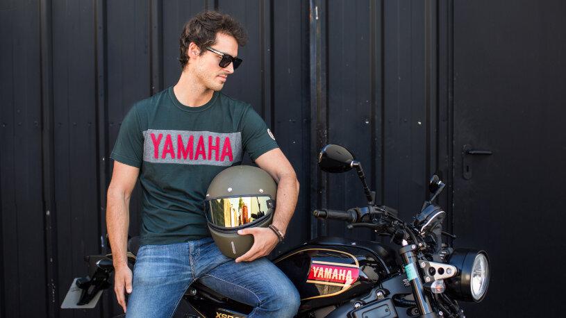 Yamaha Bekleidungs-Kollektion 2021