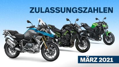 Zulassungszahlen März 2021: BMW dominiert die Top 10