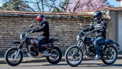 Mash Fifty und X-Ride 50cc: Schaltmopeds für die Führerscheinklasse AM ab 15 Jahren