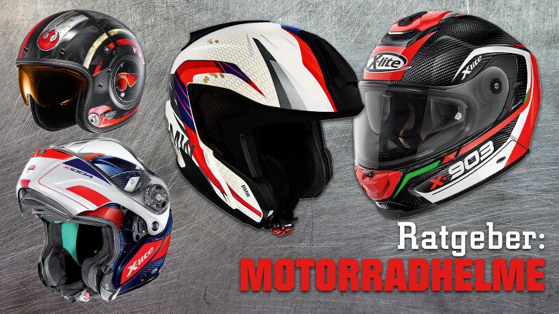 Motorradhelm-Ratgeber