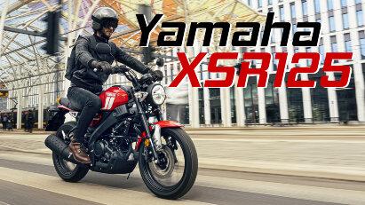 Yamaha XSR125: Naked Bike für Einsteiger und Pendler