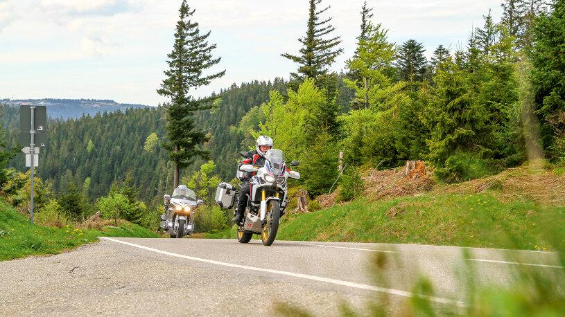 Wir lassen Euch an unserer Tour durch den wunderschönen nördlichen Schwarzwald teilhaben, damit Eure Herzen gleich ein paar Takte schneller schlagen...