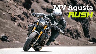 MV Agusta Rush im Beast Mode