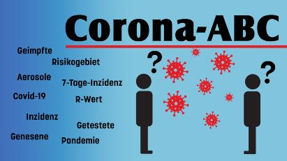 Das Corona-ABC - Begriffserklärungen und Abkürzungen