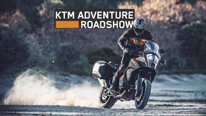 KTM Adventure Roadshow: Offroad-Event im Gebirge