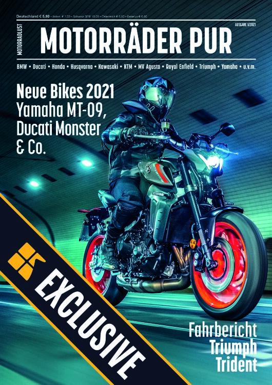 Motorräder PUR – readly exclusives