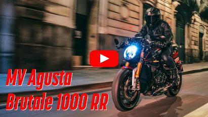 MV Agusta Brutale 1000 RR: Naked Bike mit 208 PS