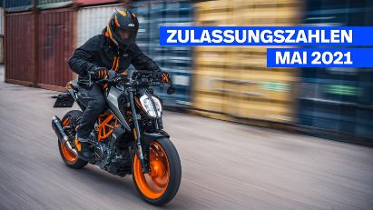 Motorrad-Zulassungszahlen: Yamaha holt auf