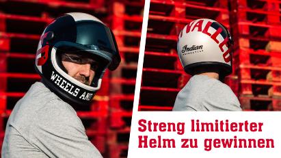 Wheels & Waves: Limitierte Helme zu gewinnen