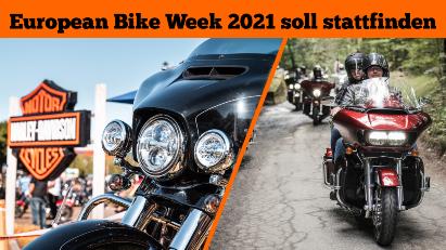 European Bike Week 2021 soll stattfinden