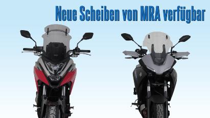 MRA erweitert das Windschildsortiment