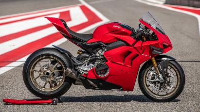 Performance-Zubehör für Ducati Panigale V4 S