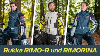 Anprobiert: Rimo-R & Rimorina – Textilkombi für heiße Tage