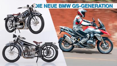 Neue BMW R 1300 GS: Harte Arbeit für neue Bestwerte