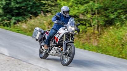 Fahrtest: Yamaha Ténéré 700
