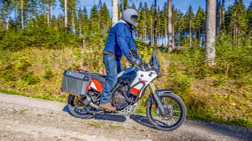 Yamaha Tenere 700 Fahrtest