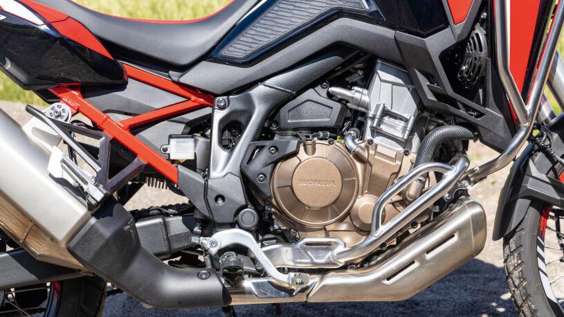 Honda CRF1100L Africa Twin Motor