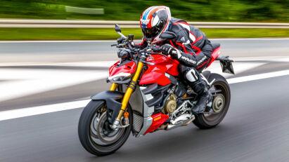 Fahrtest: Ducati Streetfighter V4 S – unfassbar!