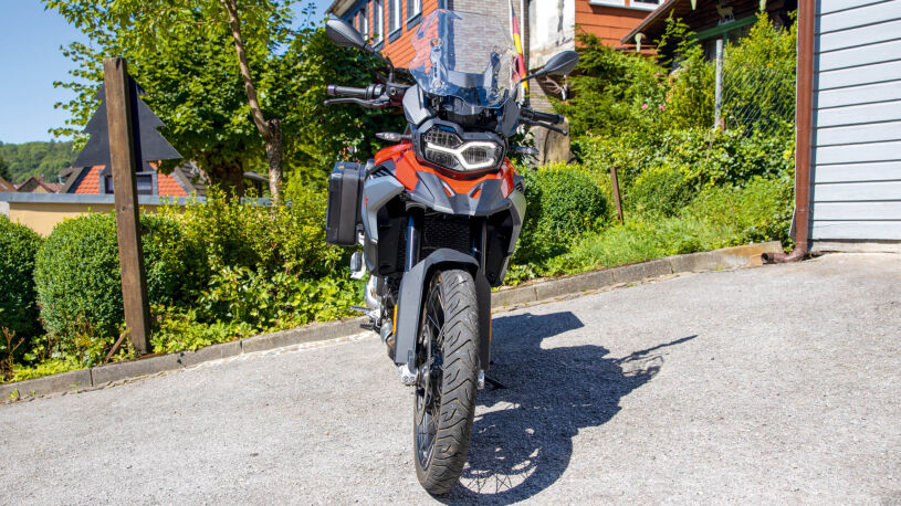 BMW F 850 GS Front