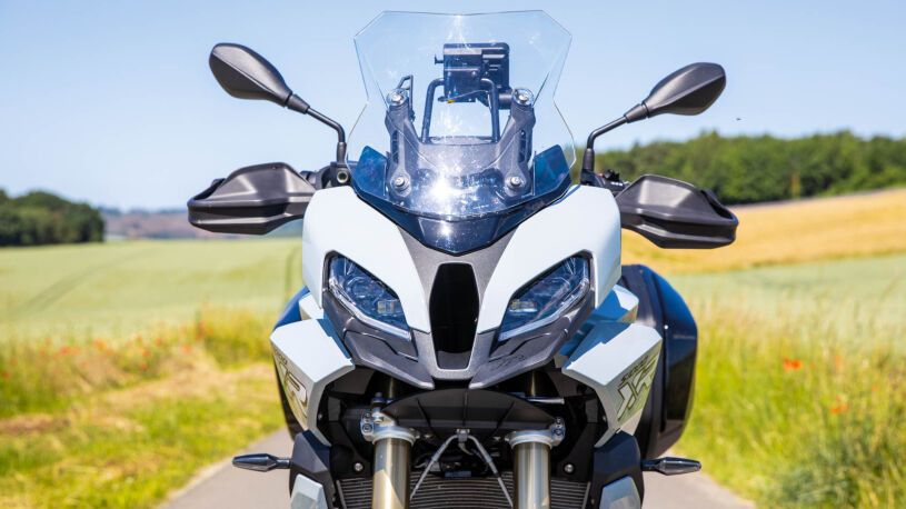 BMW S 1000 XR Front