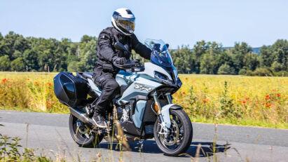 BMW S 1000 XR - Vierzylinder-Adventure-Bike im Fahrtest