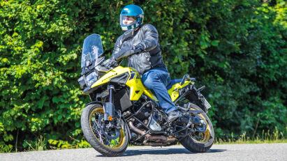 Fahrtest: Suzuki V-Strom 1050XT – auf die bequeme Tour