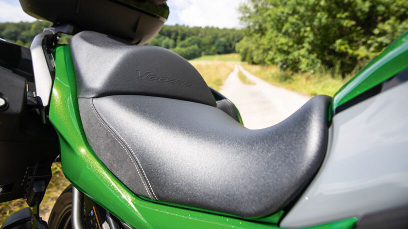 Kawasaki Versys 1000 SE Grand Tourer Sitzbank