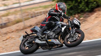 Fahrtest: Triumph Street Triple RS