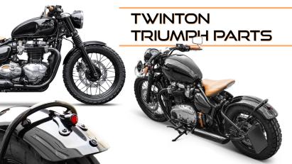 Twinton Triumph Parts für Triumph Bonneville Bobber