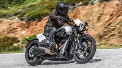 Fahrtest: Harley-Davidson Softail FXDR 114 – kurventauglicher Cruiser