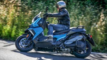 Fahrtest: BMW C 400 X – smarter Midsize-Scooter