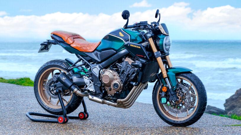 Honda CB650R Hedicon