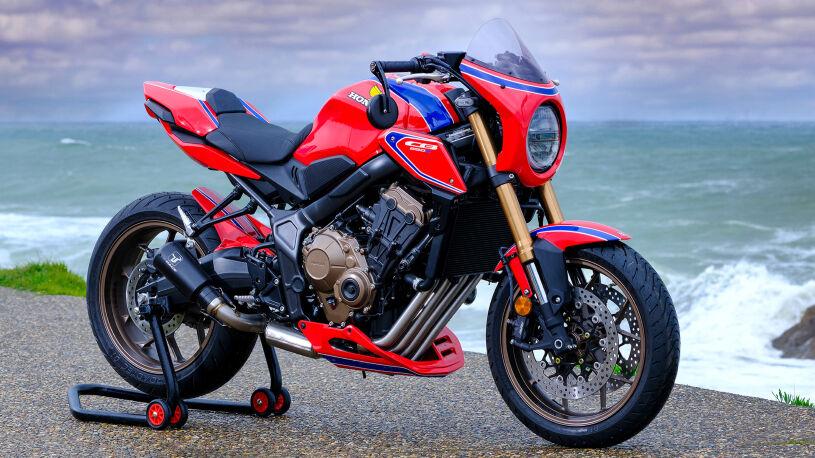 Honda CB65R Four