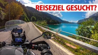 Urlaubsreif? Reiseberichte mit kostenlosem GPS-Download in jeder Ausgabe